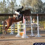 هفته  پانزدهم مسابقات پرش با اسب