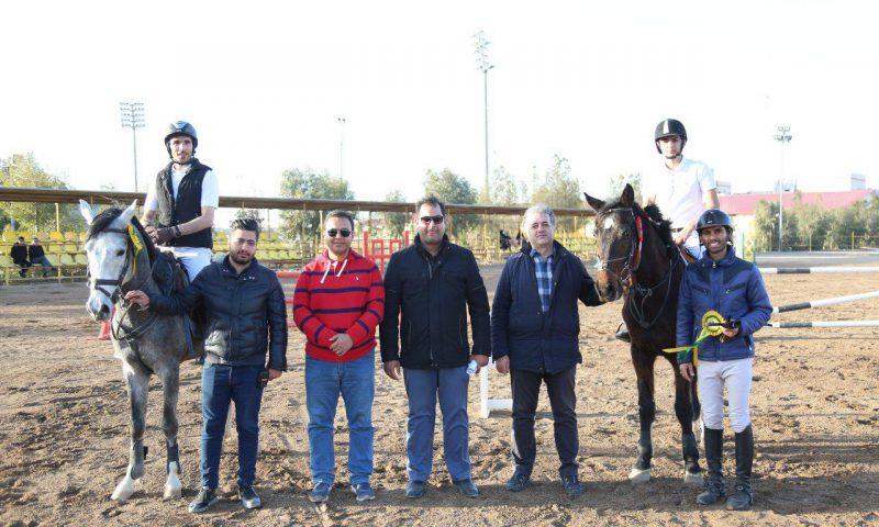 گالری هفته پانزدهم مسابقات پرش با اسب